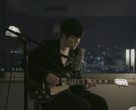 """The xx """"Angels"""" (Live in Tokyo) (video)"""