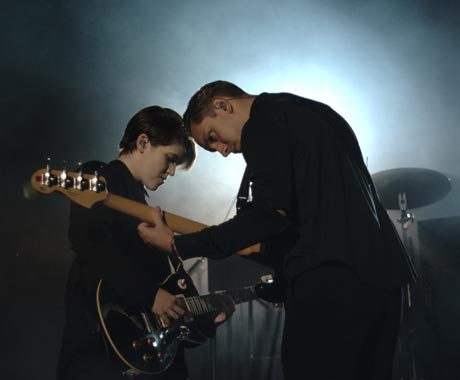 The xx's Label Accuses Hugo Boss of Ripping Off the Band's Music
