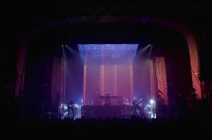 The xx 'Night + Day Brixton' (short film)