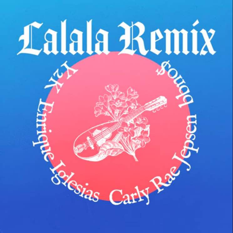 "​Carly Rae Jepsen and Enrique Iglesias Hop on Remix of Y2K and bbno$'s ""Lalala"""