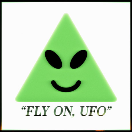 YACHT 'Fly On, UFO' Mixtape