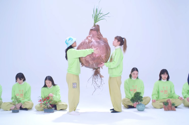 Yaeji's New Video Features a Giant Onion