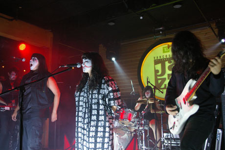 Yamantaka // Sonic Titan Fortune Sound Club, Vancouver International Jazz Festival, June 20