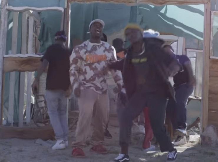 "A$AP Ferg ""Yammy Gang"" (ft. A$AP Mob & Tatiana Paulino) (video)"