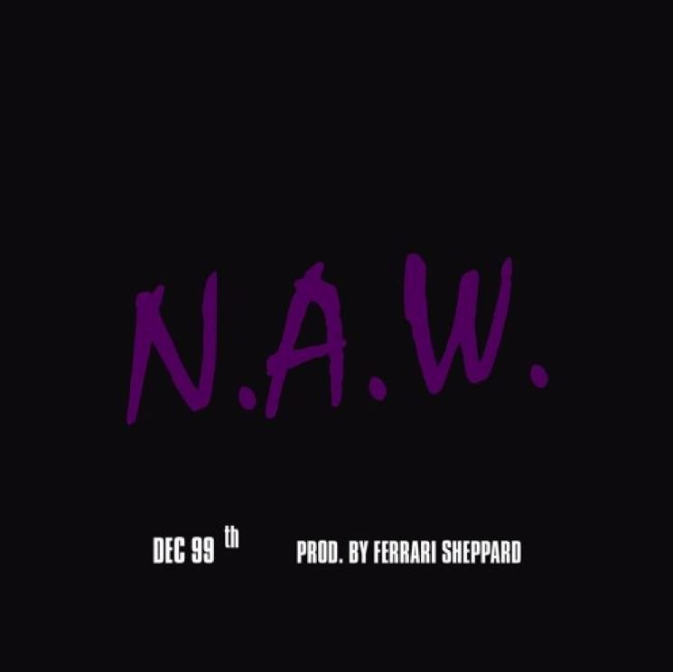 Yasiin Bey 'Dec 99th – N.A.W.'