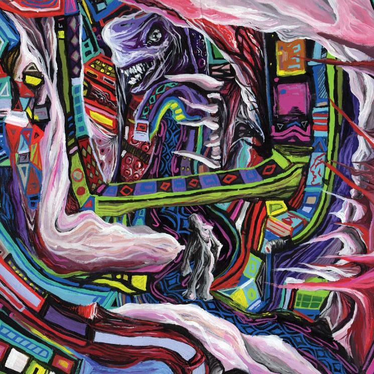Yautja Infuse New Life into Sludgecore on 'The Lurch'