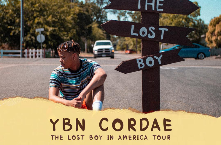 YBN Cordae Plays Vancouver on North American Tour