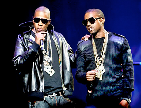 Kanye West & Jay-Z Air Canada Centre, Toronto ON November 23