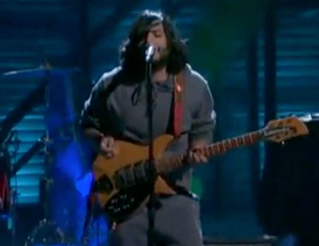 "Yeasayer ""The Devil and the Deed"" (live on 'Conan')"