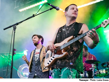 Yeasayer Unveil North American Summer Tour Plans, Play Toronto