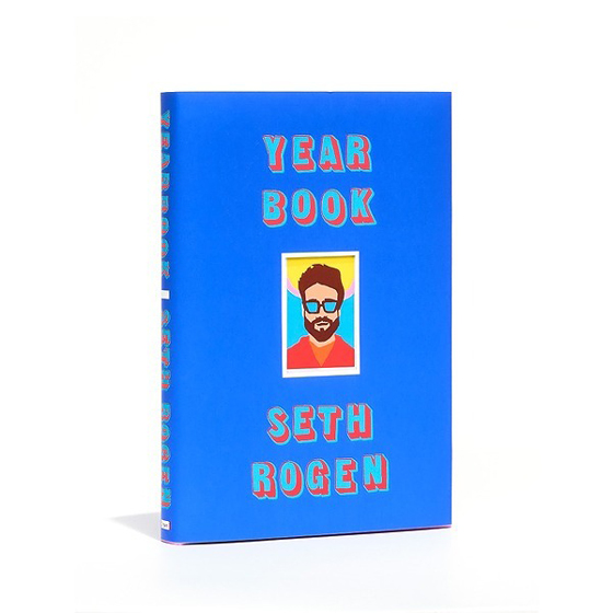 Seth Rogen Has Written a 'Yearbook' About His Life