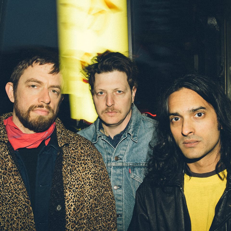 Yeasayer Share New Song 'I'll Kiss You Tonight'