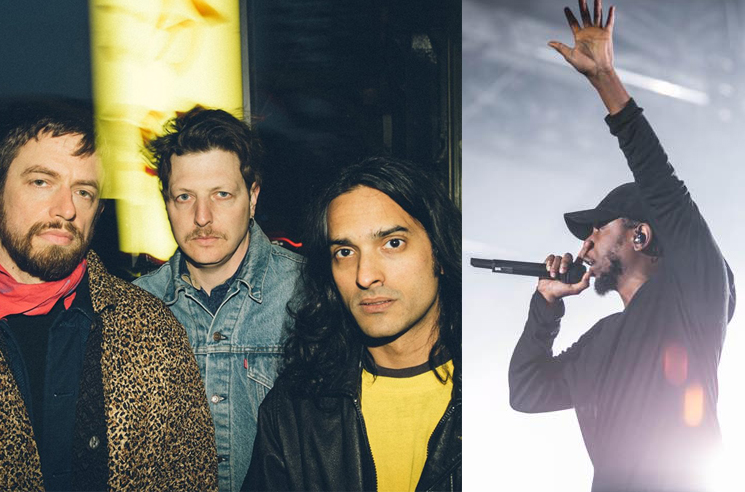Yeasayer Sue Kendrick Lamar and the Weeknd over 'Pray for Me' Sample