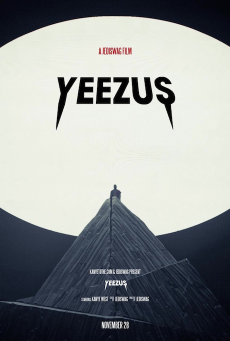 Kanye West 'Yeezus Film' (fan-made concert film)