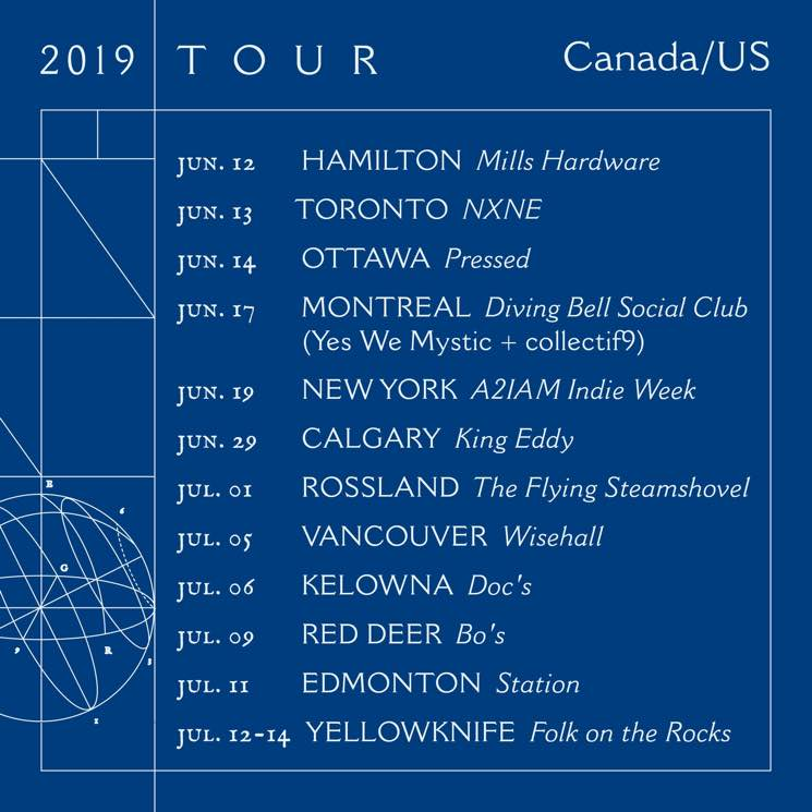 Yes We Mystic Unveil Canadian Summer Tour