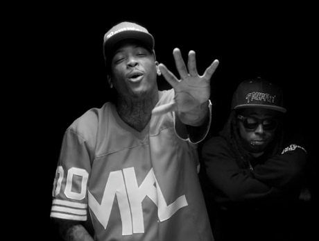 "YG ""My Nigga"" (remix video ft. Lil Wayne, Meek Mill, Rich Homie Quan & Nicki Minaj)"