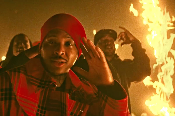 "Watch YG Dance with the Devil in His ""In the Dark"" Video"