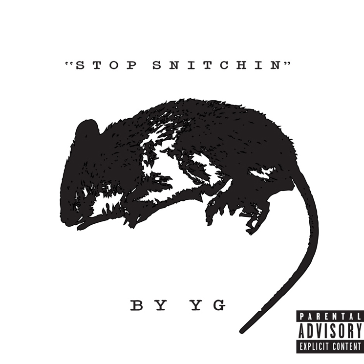 YG Drops New Single 'Stop Snitchin''