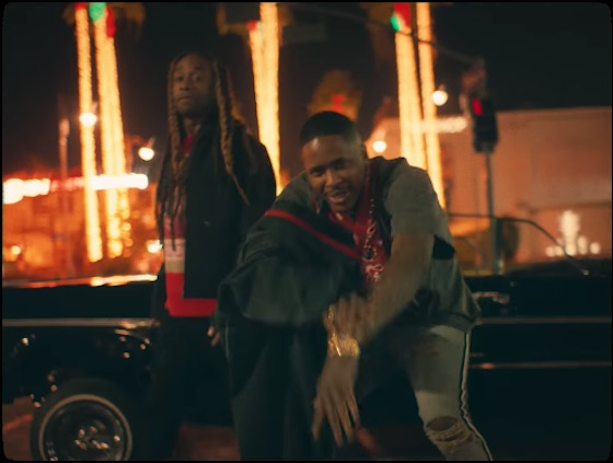 "Ty Dolla $ign ""Ex"" (ft. YG) (video)"