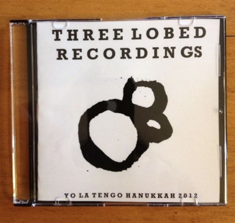 Yo La Tengo Selling Hanukkah Concert Mixes to Benefit Hurricane-damaged Norton Records