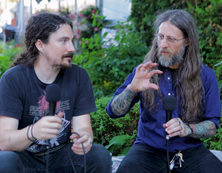 YOB and Bell Witch on Finding Creativity in Tragedy
