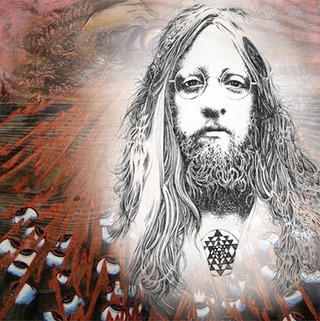 YOB's Mike Scheidt Taps Tad to Produce Solo Debut for Thrill Jockey