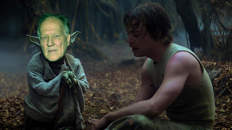 Werner Herzog Is Now Part of the 'Star Wars' Universe