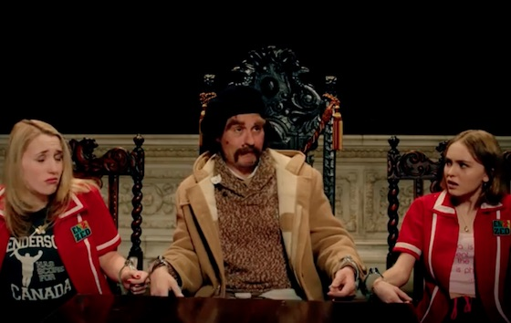 Watch Johnny Depp Battle Nazi Sausages in the Trailer for Kevin Smith's 'Yoga Hosers'
