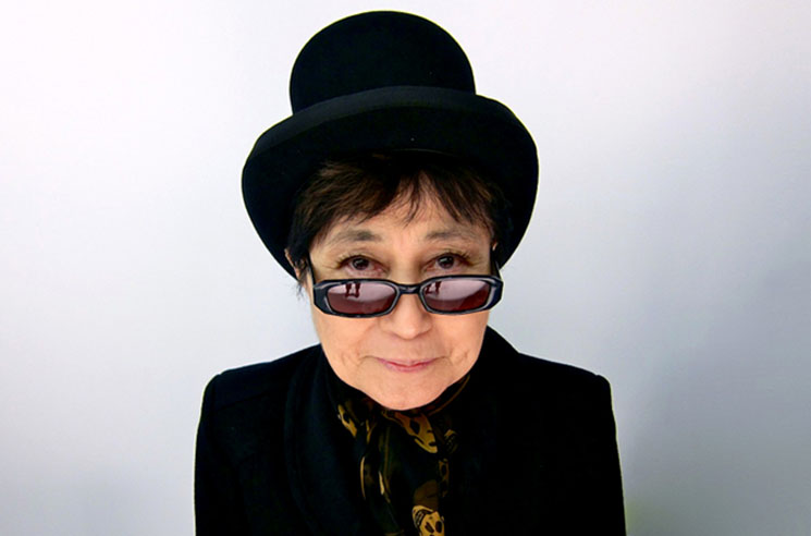 Toronto's Gardiner Museum Is Letting Visitors Take Home Yoko Ono's Art This Weekend