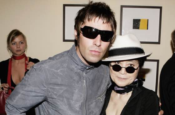 Liam Gallagher Explains How Yoko Ono Inspired One of His New Songs