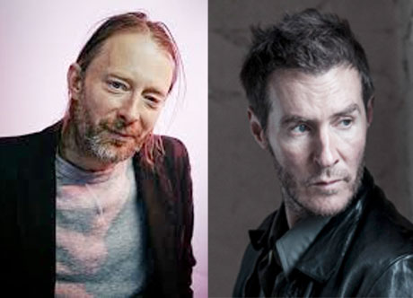 Thom Yorke and Massive Attack's Robert Del Naja Team Up for 'UK Gold' Score