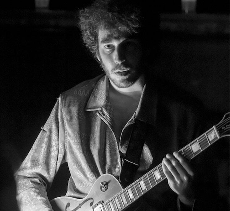 Yonatan Gat Plots North American Tour, Premieres New Track