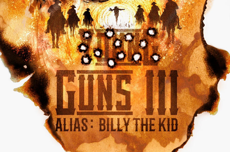 We're Getting 'Young Guns III'