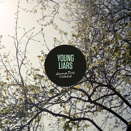 Young Liars 'Homesick Future' (EP stream)