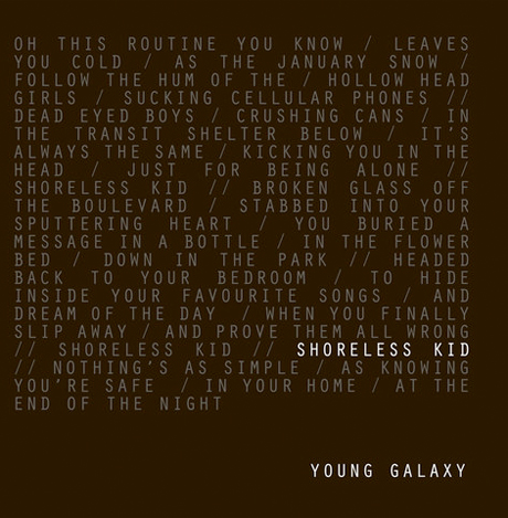 Young Galaxy Unveil New 7-Inch, Set Sights on Next Album