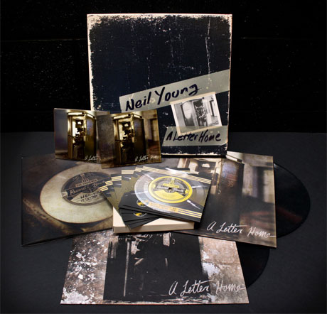 Neil Young's 'A Letter Home' Gets Box Set Edition