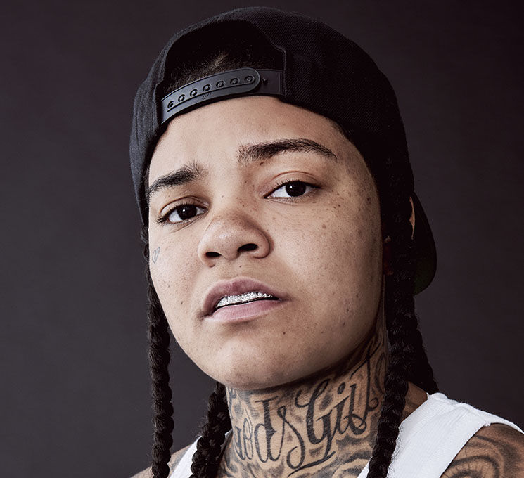 Young M.A Finds Peace Through Vulnerability on Debut 'Herstory in the Making'