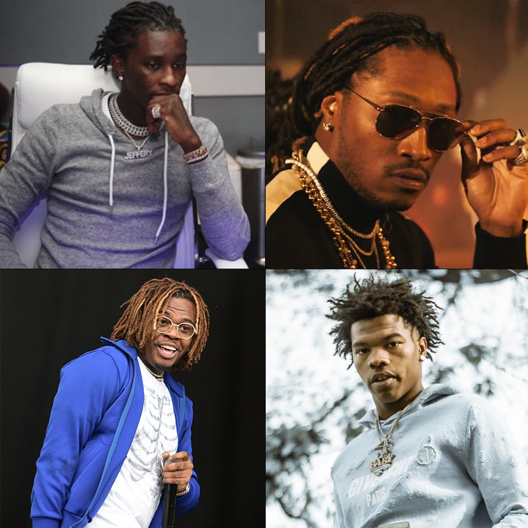 Young Thug and Future Ready 'Super Slimey 2' with Gunna and Lil Baby
