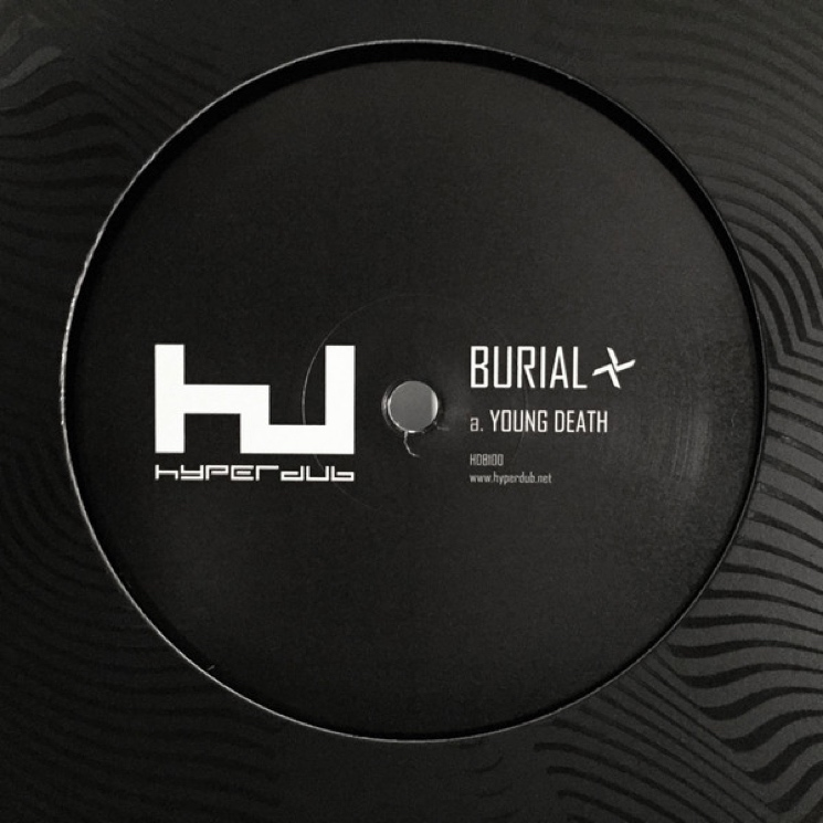 Secret Burial Single Accidentally Sold by Toronto's Sonic Boom Records