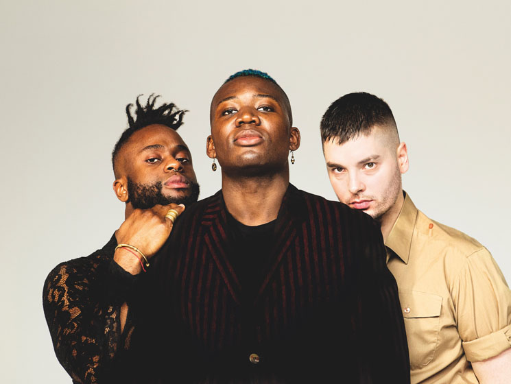 Young Fathers Map Out North American Tour