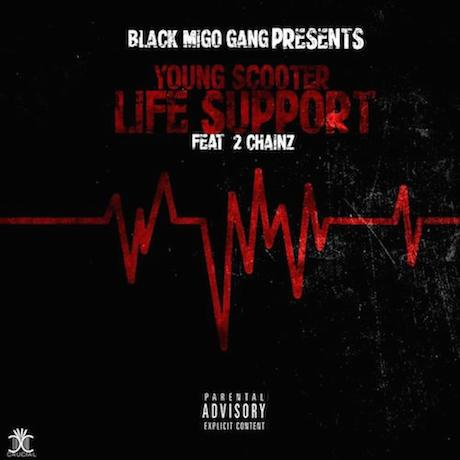 "Young Scooter ""Life Support"" (ft. 2 Chainz)"