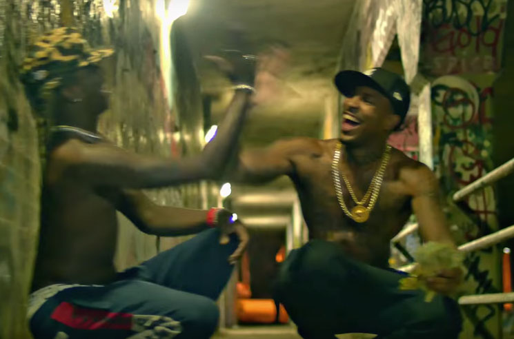 """Young Thug """"Thief in the Night"""" (ft. Trouble) (video)"""