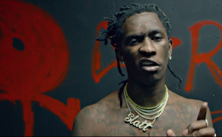 Young Thug Arrested for Felony Drug Charges in Georgia