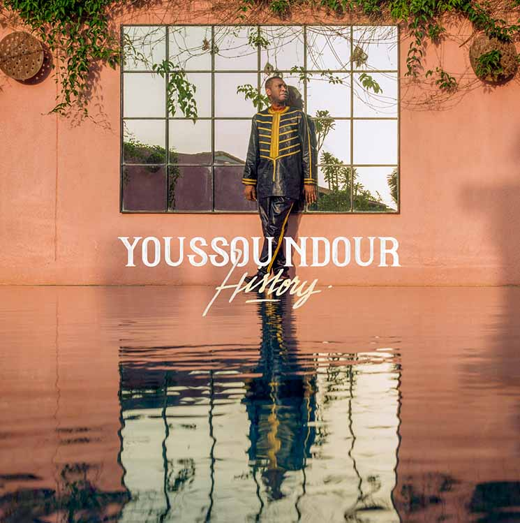 Youssou N'Dour History