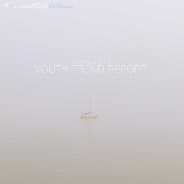 """Youth Trend Report 'INFINITY +1' (EP stream) / """"More Ghost Than Girl"""" (video)"""