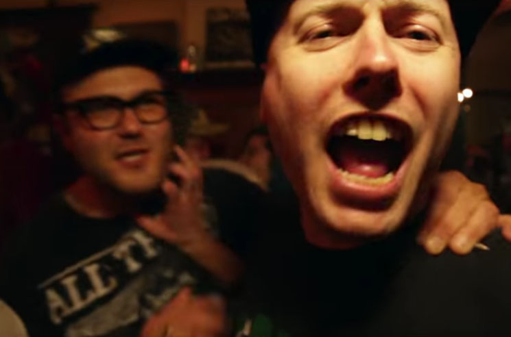 "Youth Decay ""The Party's Over"" (video)"