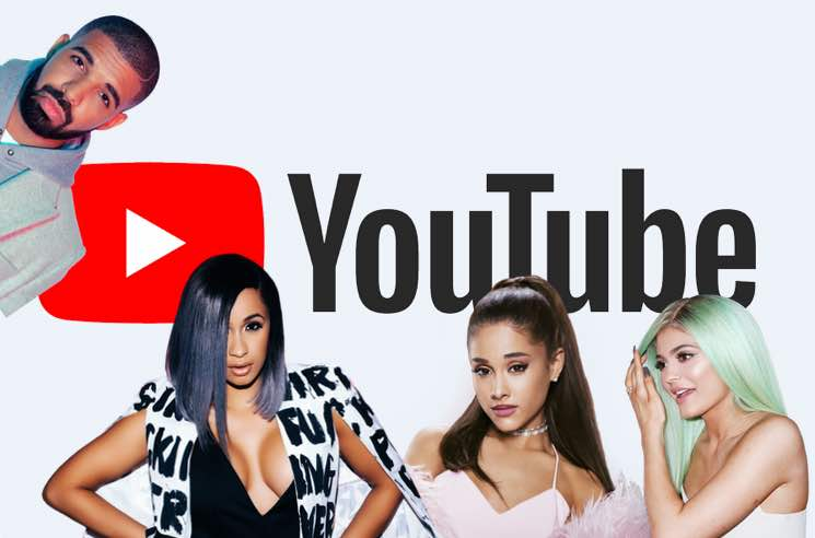 Kylie Jenner & Travis Scott, Paul McCartney, and the Walmart Yodelling Kid Topped YouTube in 2018