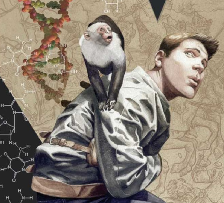'Y: The Last Man' Comic Being Transformed into FX TV Series
