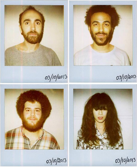 Yuck Book North American Winter Tour, Play Montreal and Toronto