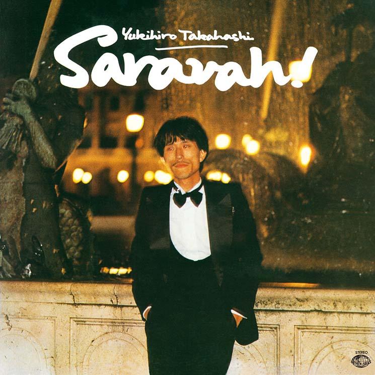 Yukihiro Takahashi Saravah!